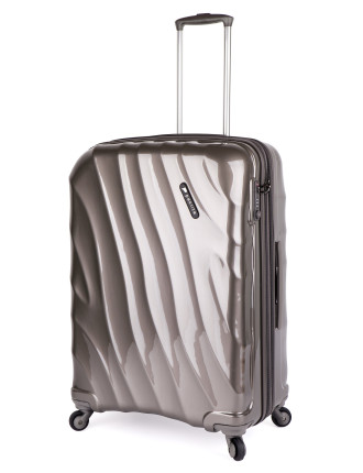 Wave Twin Zip Expandable 78cm Case