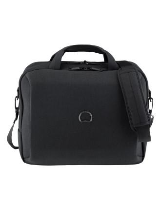 Mouvement Satchel Bag Black