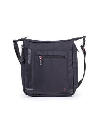 External Crossover Vertical Bag