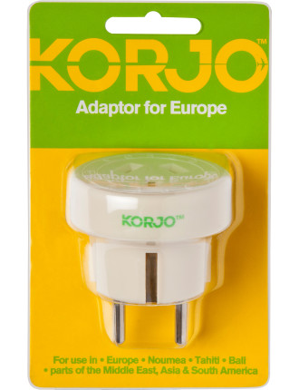 Adaptor Europe