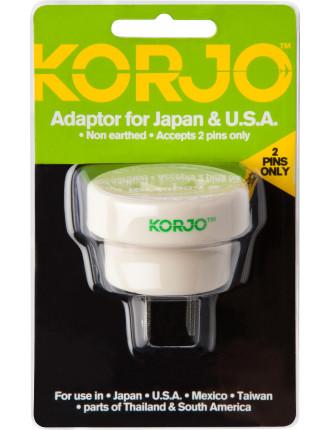Adaptor Japan
