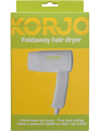 Hair Dryer Dual Voltage