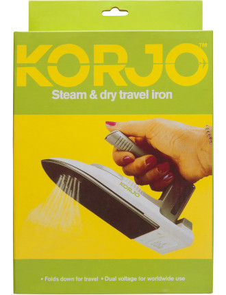 Travel Iron Steam