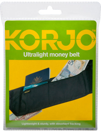 Money Belt Ultralight
