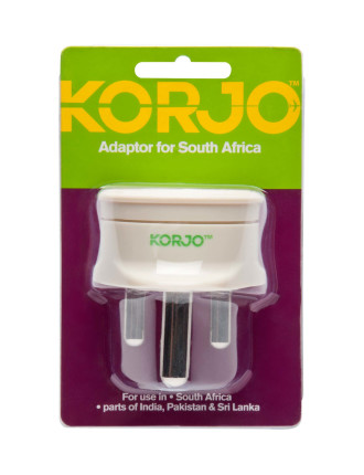 Adaptor For South Africa And India