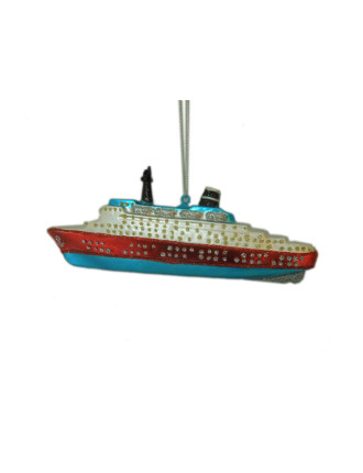 Glass Steam Ship Multi