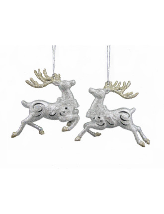 Reindeer Gold/Silver