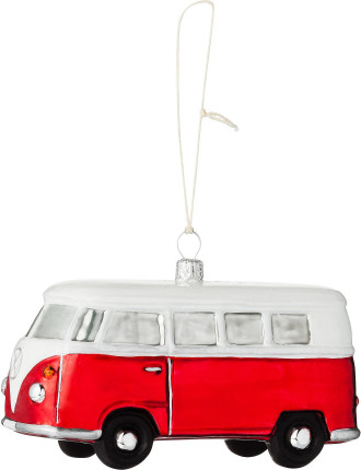 VW Bus Ornament