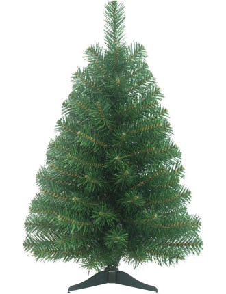 60cm Tabletop Tree Green