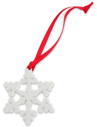 Mini Snowflake Silver