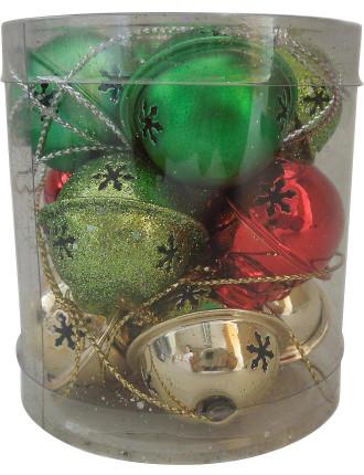 Bbox-Jingle Bell Bauble Box Multi