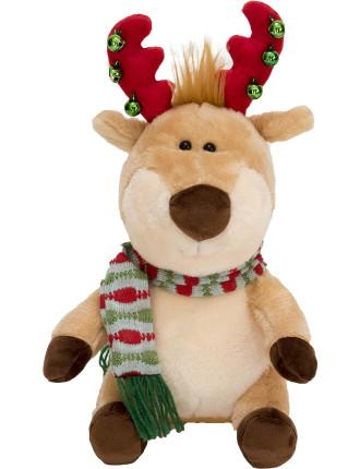 30cm Reindeer Andy Plush