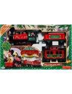 North Pole Express Train Set 22pc $99.95
