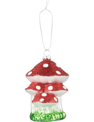 Mushrooms ornament