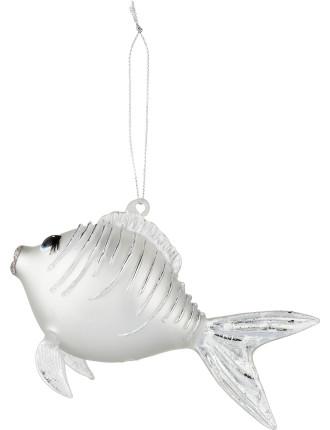 Orn-Flounderfishglass