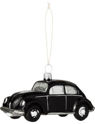 VW Blackbeetle Ornament