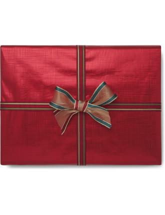 5m Wrap - Red Foils