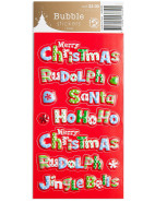 Stickers Christmas Type $2.00