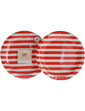 Party Plates 23cm 12 Pack