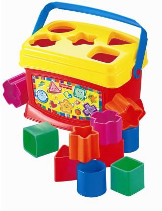 Brilliant Basics Baby's First Blocks