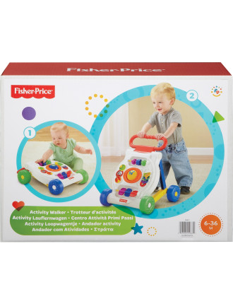 BB Activity Walker