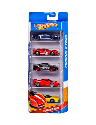 5 Car Gift Pack