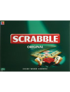 Brilliant Basics Scrabble Board Game $49.95