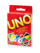 (Bs) Uno Original Card Game $10.95