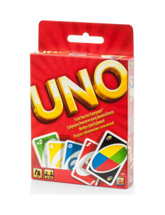 (Bs) Uno Original Card Game