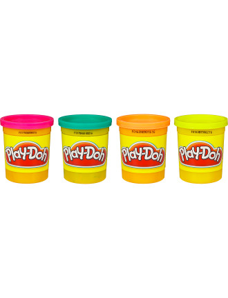 4 Tub Pack Assorted