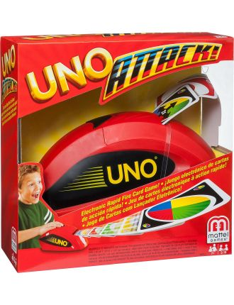 Uno Attack Board Game