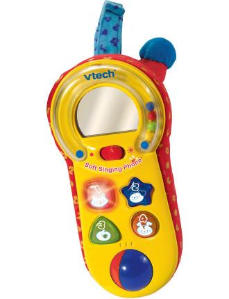 Soft Singing Phone