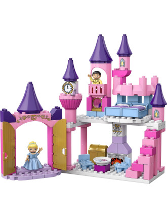 DUPLO Princess Cinderellas Castle