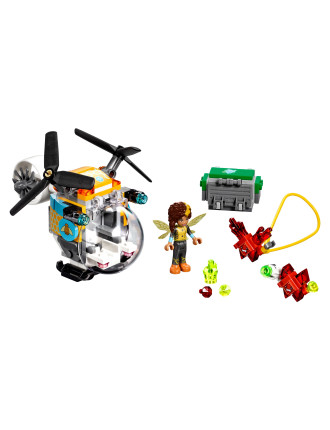 Dc Super Hero Girls Bumblebee Helicopter