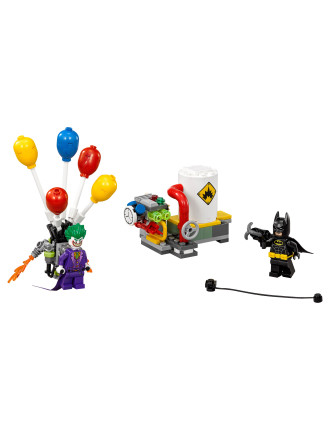 Batman Movie The Joker Balloon Escape