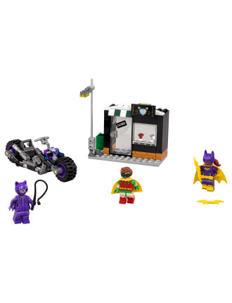 Batman Movie Catwoman Catcycle Chase