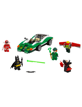 Batman Movie The Riddler Riddle Racer