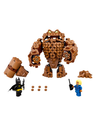 Batman Movie Clayface Splat Attack