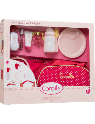 COROLLE LARGE BABY ACCESSORIES SET