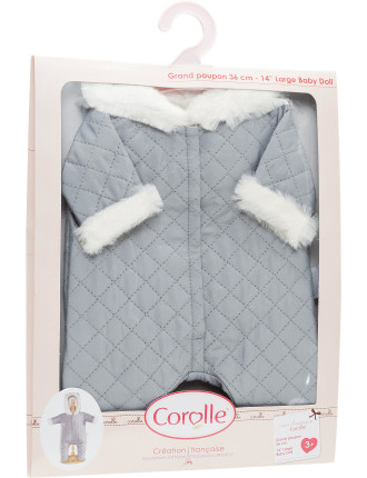 COROLLE MON CLASSIQUE SNOW BUNTING OUTFIT