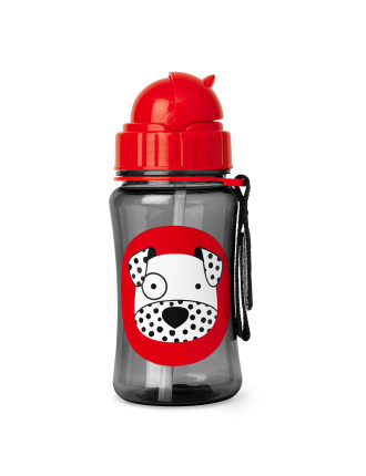 Skip Hop Dalmation Straw Bottle