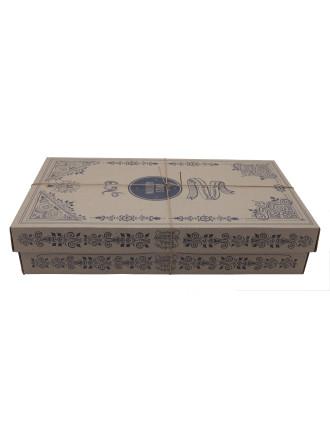 Wooden Story Natural XL Blocks, 63 pcs