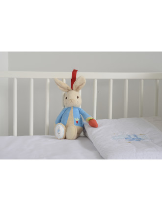 Peter Rabbit Musical Attachable Toy