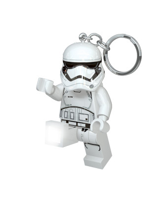 LEGO FIRST ORDER STROM TROOPER EXECUTIONER KEY LIGHT