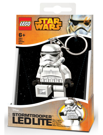 LEGO STORM TROOPER TORCH