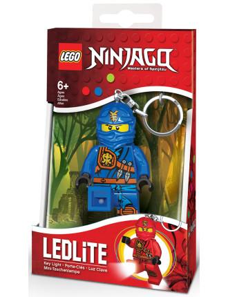 LEGO NINJAGO JAY KEY LIGHT