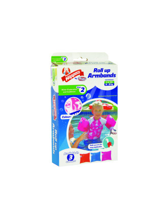 Nippas: Roll-Up Arm Bands : 2-6 Years