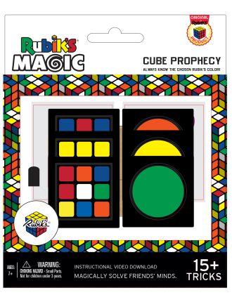 RUBIK'S 15 TRICKS PROPHECY MAGIC