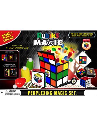 RUBIK'S 135+ TRICKS PERPLEXING MAGIC SET