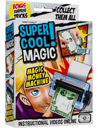 HANKY PANKY MAGIC MONEY MACHINE